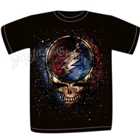 Grateful Dead Cosmic Black T-Shirt - Men's
