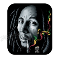 Bob Marley Rasta Smoke Sticker