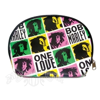 Bob Marley One Love Cosmetic Bag