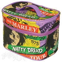 Bob Marley 1975 Natty Dread Tour Train Case