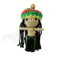 Irie The Rasta Man String Doll