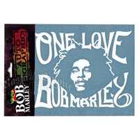 Bob Marley One Love Auto Decal