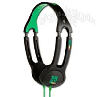 Rasta SkullCandy On-Ear Icon2 Headphones