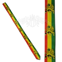 Rasta and The Conquering Lion Of Judah Tie