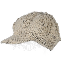 Wool Hemp Pilot Hat