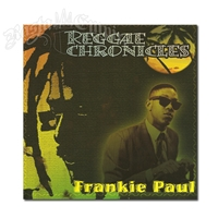 Reggae Chronicles - Frankie Paul - CD