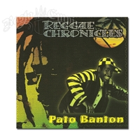 Reggae Chronicles - Pato Banton  - CD