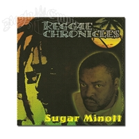 Reggae Chronicles - Sugar Minott  - CD