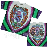 Grateful Dead Jester Seasons Tie Dye T-Shirt - Men's