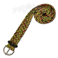 Hemp Rasta Multi Color Belt