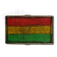 Rasta Handmade Belt Buckle