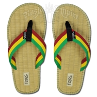 Flojos Rasta And Reggae Catalina Sandals - Men's
