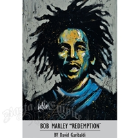 Bob Marley David Garbaldi Redemption Poster 24