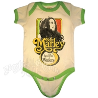 Bob Marley and The Wailers Cream/Moss Creeper - Infant's