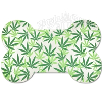 Leaf Pet Place Mat