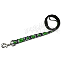 Marijuana Purple Haze Dog Leash