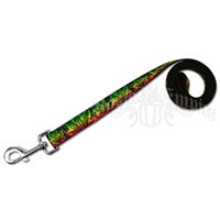Rasta Marijuana Haze Dog Leash