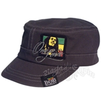 Bob Marley Ladies One Love Cadet Cap