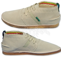 Bob Marley Pipeline Tan Shoes – Men's