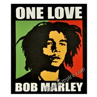 Bob Marley One Love Canvas Painting 19