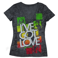 Bob Marley Got Love T-Shirt – Women's
