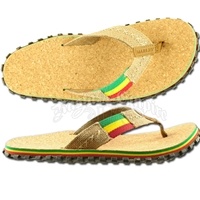 Bob Marley Cork Natrual Sandals - Men's