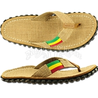 Bob Marley Hemp Natural Sandals - Men's