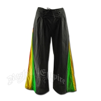 Rasta and Reggae Tie Pants