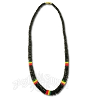 Coco Beaded Necklace - Black