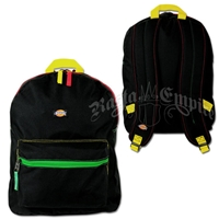 Dickies Student Rasta Backpack