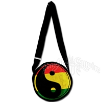 Rasta Yin and Yang Purse