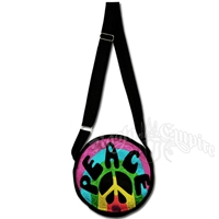 Peace Rainbow Purse