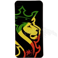 Rasta Lion iPhone Vinyl Sticker
