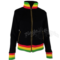 Rasta and Reggae Track Jacket - Women's