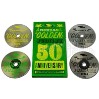 Reggae Golden Jubilee 50th Anniversary CD Set