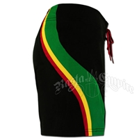Rasta Catalina Boardshorts - Womens