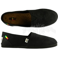 Bob Marley Rita Canvas Black - Women's