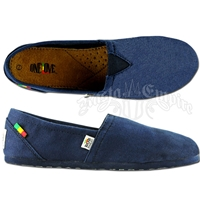 Bob Marley Rita Canvas Navy - Women's