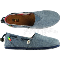 Bob Marley Rita Chambray Navy - Women's