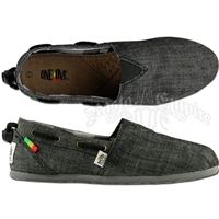 Bob Marley Rita Chambray Black - Women's