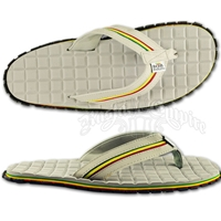 Bob Marley Rios Grey Sandals
