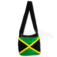 Jamaican Flag Shoulder Bag