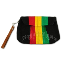Rasta and Reggae Small Clutch / Wristlet
