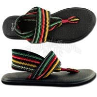 Sanuk Rasta and Reggae Yoga Sling Sandal - Women's