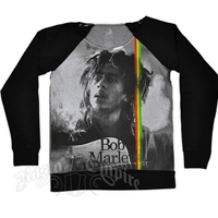 Bob Marley Photo Collage Sweater - Women's