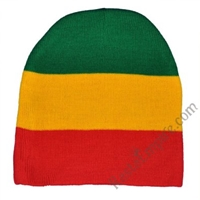 Rasta Green, Yellow and Red 8
