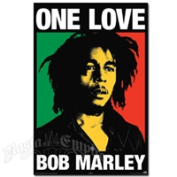 Bob Marley One Love Poster 30