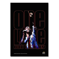 Bob Marley One Love Peace Concert Poster 30