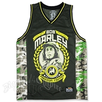 Bob Marley Freedom Fighter Jersey