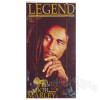 Bob Marley Legend Bamboo Window Blind